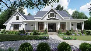modern farmhouse house plan 3