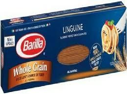 whole grain linguine pasta nutrition