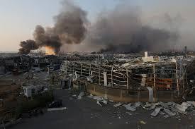 ammonium nitrate for Beirut blast