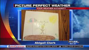 Picture Perfect Weather- Abigail Clark | WJET/WFXP/YourErie.com