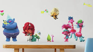 Up To 65 Off Roommates Kids Wall Decals On Amazon Disney Sesame Street More Hip2save