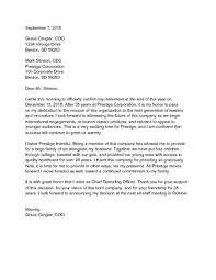 how to write a resignation letter 11