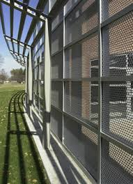 Security Perforated Metal Screen Security Screen Do Not Have To Be Boring And Ugly There Are Many Attractive Models Available That Look Nice When You Choose Our Perforated Security Screen