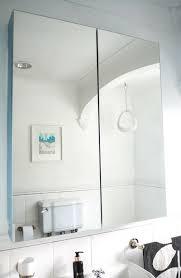 ikea morgon mirrored bathroom