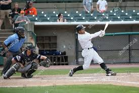 Long Island Ducks infielder L J Mazzilli Editorial Stock Photo - Stock  Image | Shutterstock