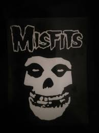 Misfits Iron On Heat Transfer Vinyl Decal Apply To Almost Any Etsy