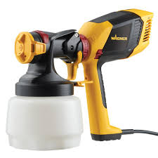 Wagner Control Stainer 350 Hvlp Handheld Sprayer 0529041 The Home Depot