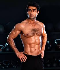 Kumail Nanjiani is now ripped : BeAmazed