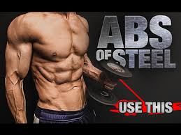 ab workout with dumbbells chiseled abs