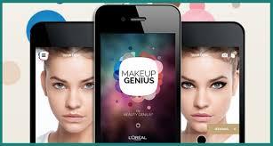 makeup genius app by l oréal paris