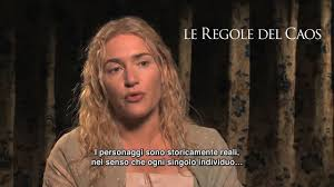 Le regole del caos - Intervista a Kate Winslet - YouTube
