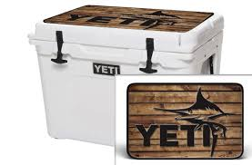 Skin Decal Wrap For Yeti Tundra 110 Qt Cooler York For Sale Online Ebay