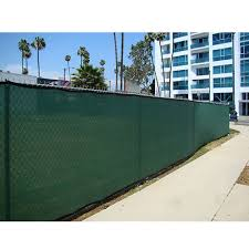 8 X 50 Green Fence Screen Mesh Tarp
