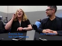 Star Trek: Discovery - Wonder Con - Gretchen Berg & Aaron Harberts - YouTube