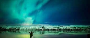 northern lights in iceland northern