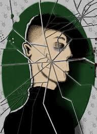 разбитое зеркало / картинки, гифки, комиксы и всякие приколы на ...