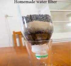 quality h20 homemade water filter