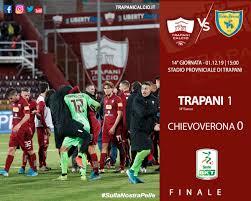 Trapani Today Lineup