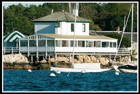 Ida Lewis Rock (Lime Rock) Lighthouse History in Newport, Rhode Island