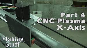diy cnc plasma table build part 4 x