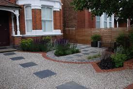 front garden west london garden design