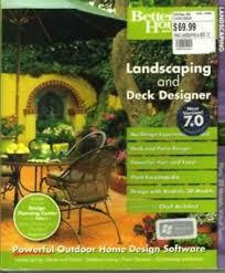 landscaping and deck designer 7 0 pc cd