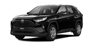 rav4 hybrid schwarz neu 2019 330grad