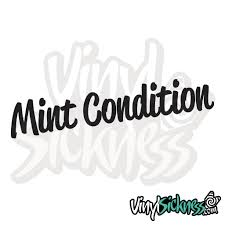 Mint Condition Jdm Tuner Stickers Decals Vs