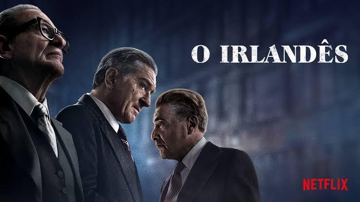 """Resultado de imagem para O Irlandês"""""""