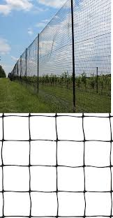 5 X 330 Deer Dog Fencing Tenax Cflex Garden Animal Fence Ebay Deer Fencing Garden Dog Fence Garden Animals