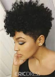 ericdress african american short afro