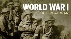 Image result for after the war 1 words.