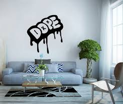Streetwall Wall Decal Dope