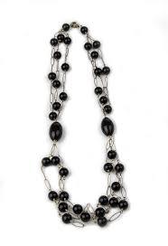 Image result for black onyx necklace