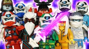 LEGO NINJAGO PRIME EMPIRE PART TWO - KEY-TANA QUEST - YouTube