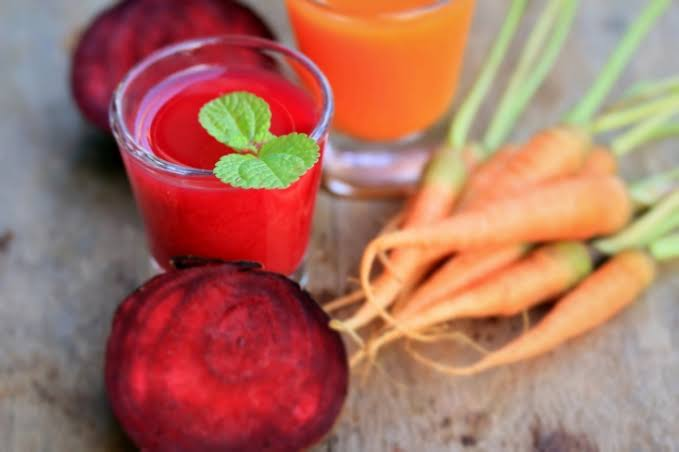 Image result for carrot & beetroot juice""
