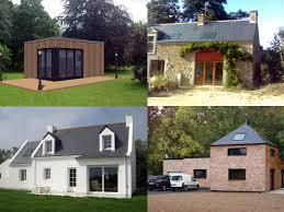 maison extension ossature bois