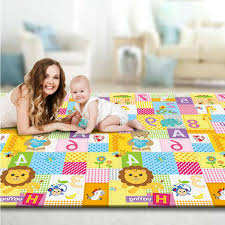 Foam Baby Play Mat With Fence Playmat