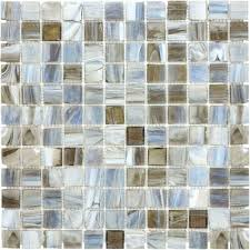 sassi 1x1 tranquility glass mosaic