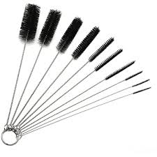 cleaning brush for drinking straws