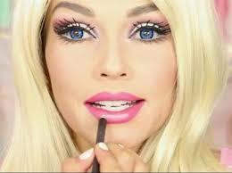 barbie doll makeup you saubhaya makeup