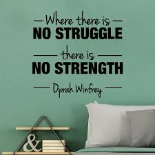 No Struggle No Strength Wall Quotes Decal Wallquotes Com