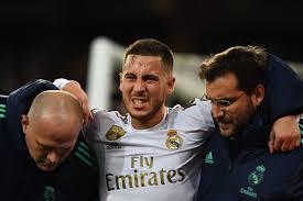 Buone notizie per il Real Madrid: Hazard torna ad allenarsi ...