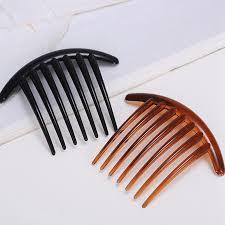 magic hair styling updo fast bun comb