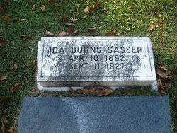 Ida Burns Sasser (1892-1927) - Find A Grave Memorial