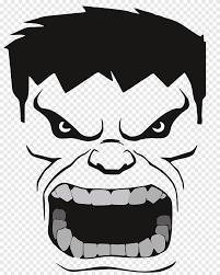Incredible Hulk Hulk Wall Decal Youtube Sticker Hulk Marvel Avengers Assemble White Png Pngegg