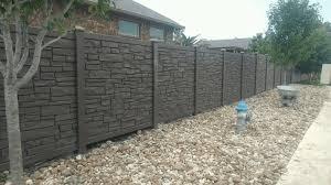 Modern Horizontal Vertical Fence Design Ideas