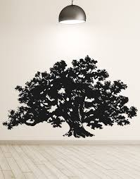 Big Oak Tree Vinyl Wall Decal Sticker 410 Stickerbrand