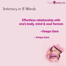 effortless relationship w quotes writings by deepa gera