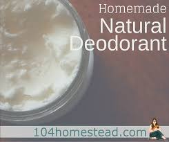 how to make natural deodorant fast